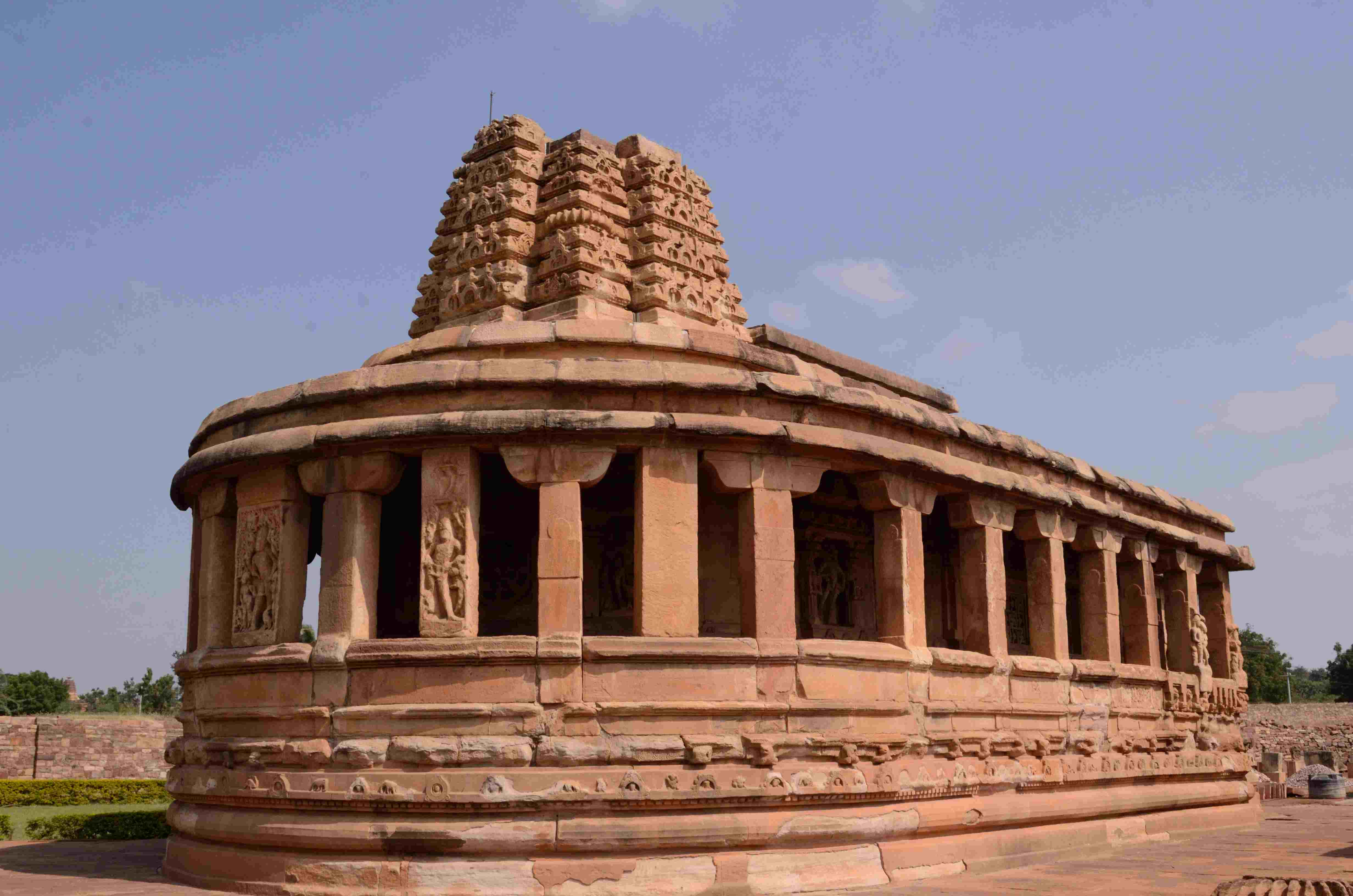 Places to visit in Aihole