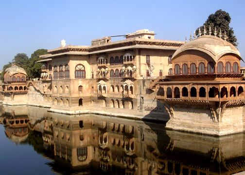 Places to visit in Bharatpur