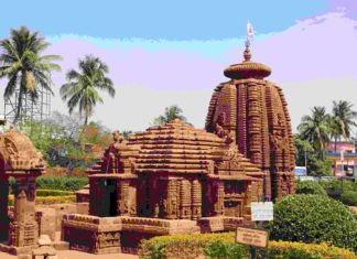 Places to visit in Bhubneshwar