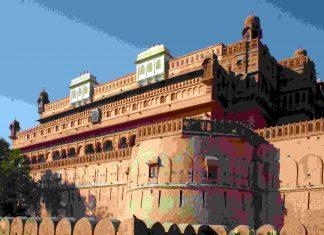 Junagad Fort- Places to visit in Bikaner