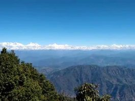 Ziro Point- Places to visit in Binsar