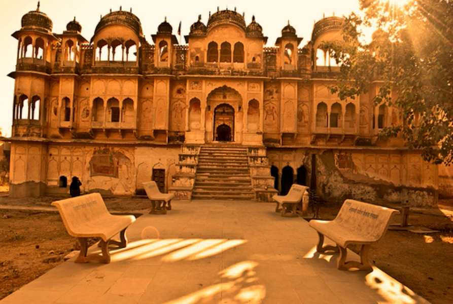 Places to visit in Churu
