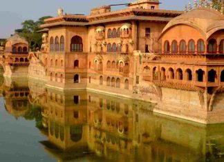 Places to visit in Deeg