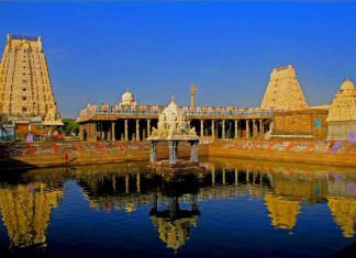 Places to visit in Kanchipuram