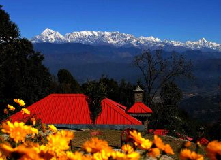 Places to visit in Kausani