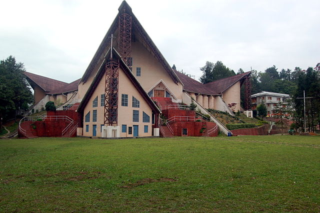 Places to visit in Kohima
