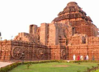 Konark - places to visit