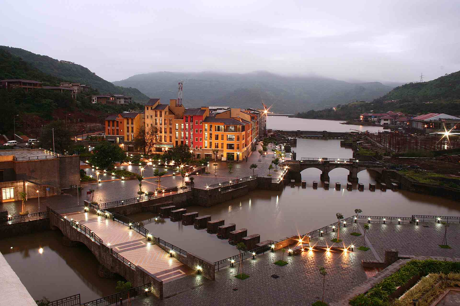 Places to visit in Lavasa