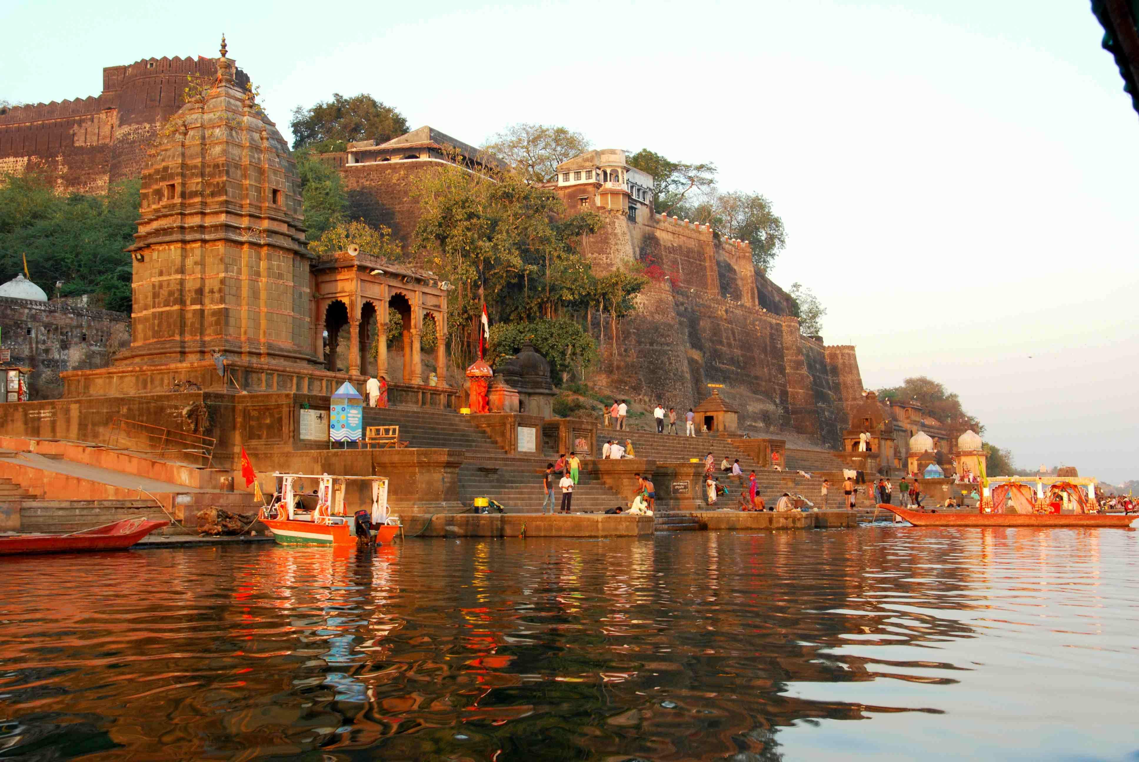 Image result for maheshwar