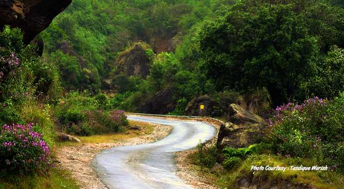 Places to visit in Mawsynram