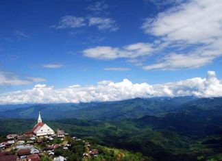 Places to visit in Mokokchung