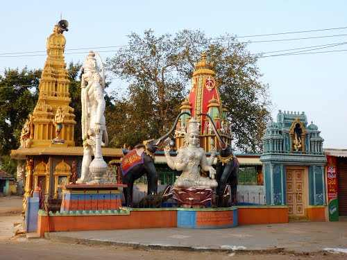 Places to visit in Samalkot