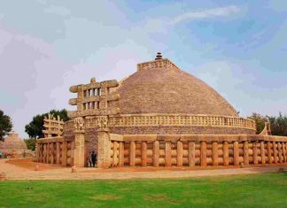 Places to visit in Sanchi