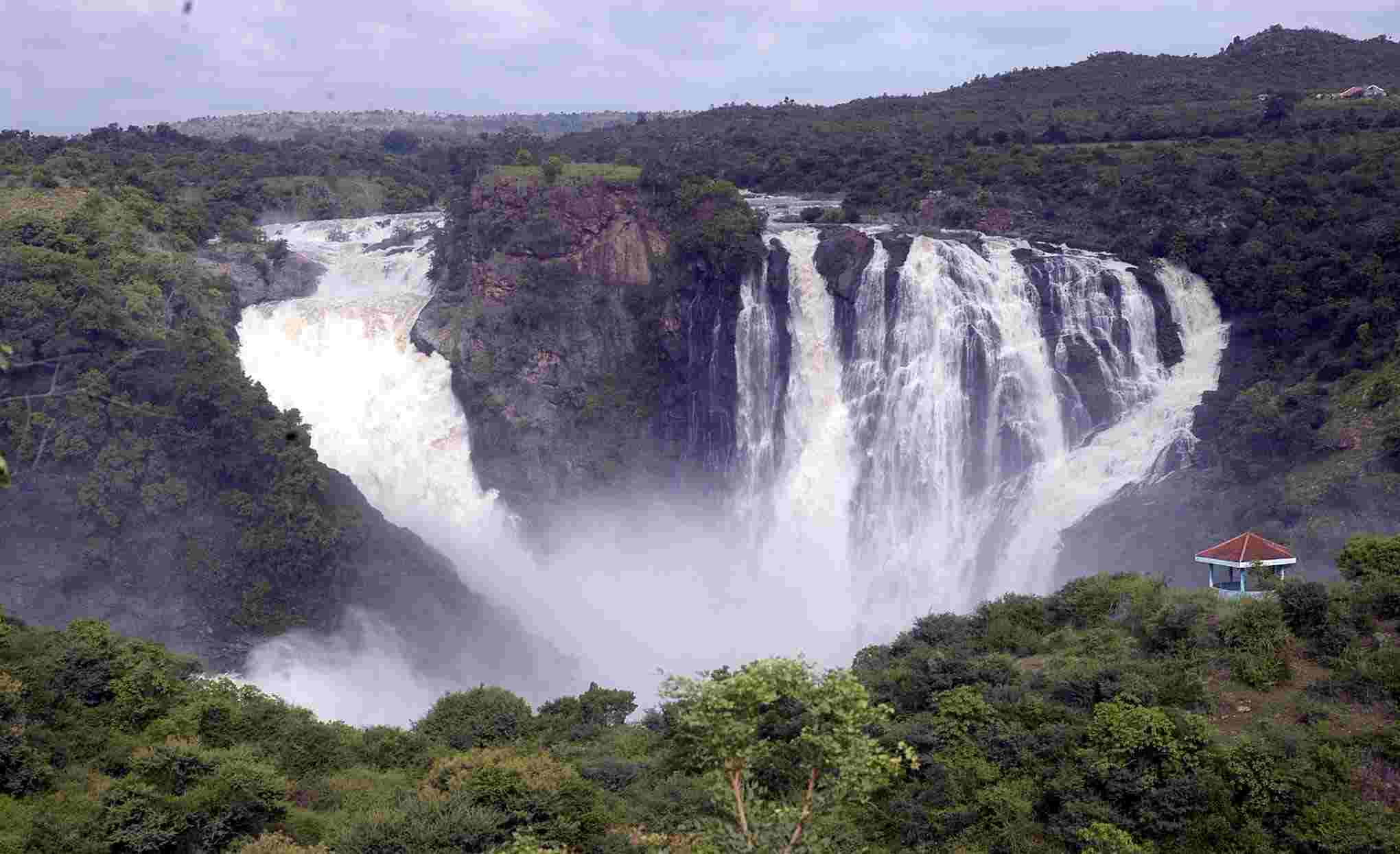 Places to visit in Shivanasamudra