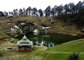 Places to visit in Shojha