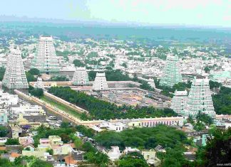 Places to visit in Thiruvannamalai
