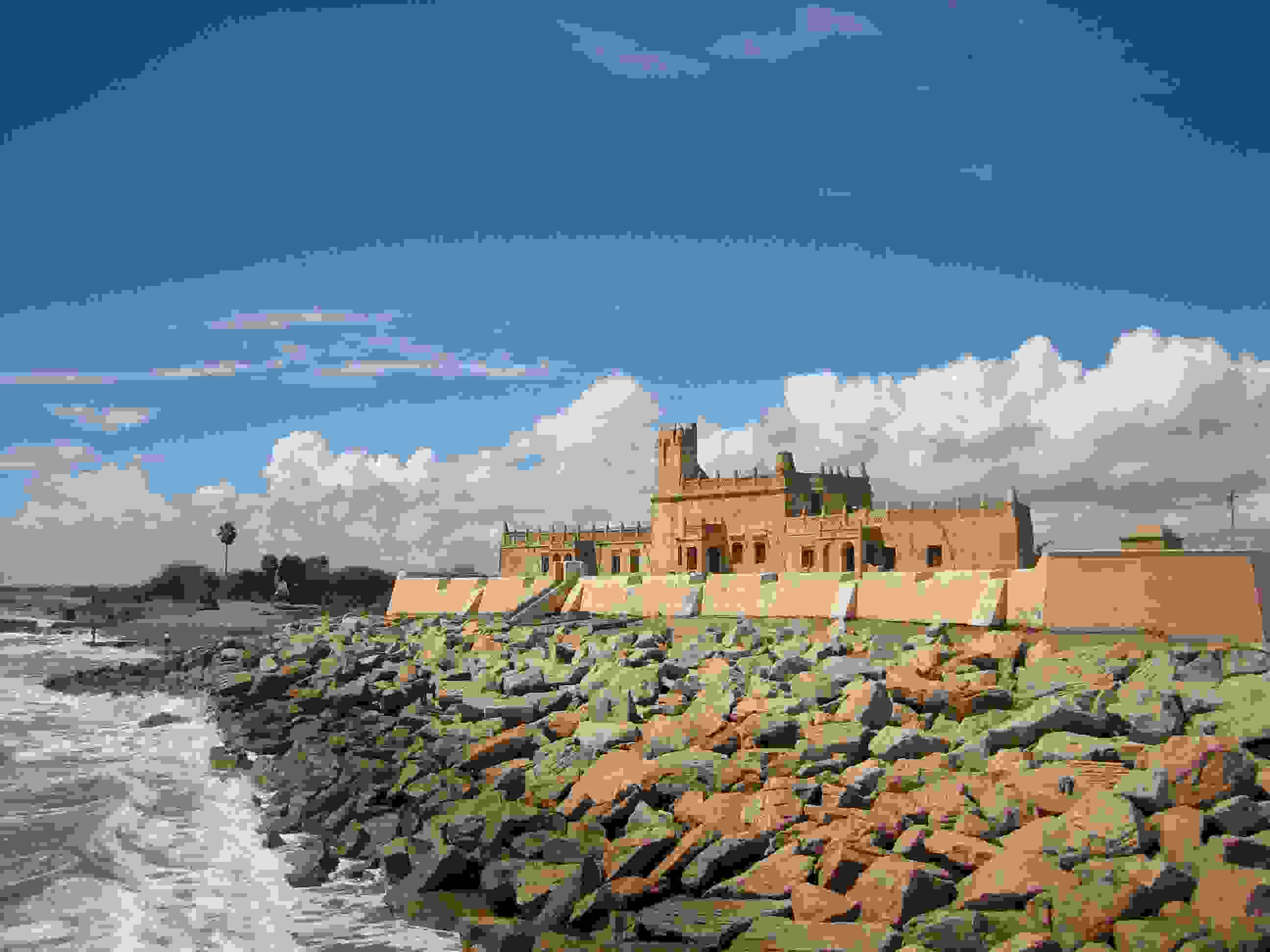Places to visit in Tranquebar
