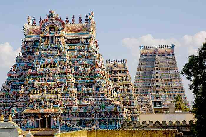 Places to visit in Trichy