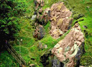 Places to visit in Unakoti