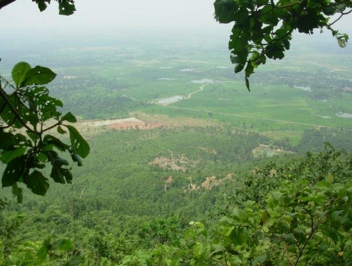 Susunia Hill, Bishnupur