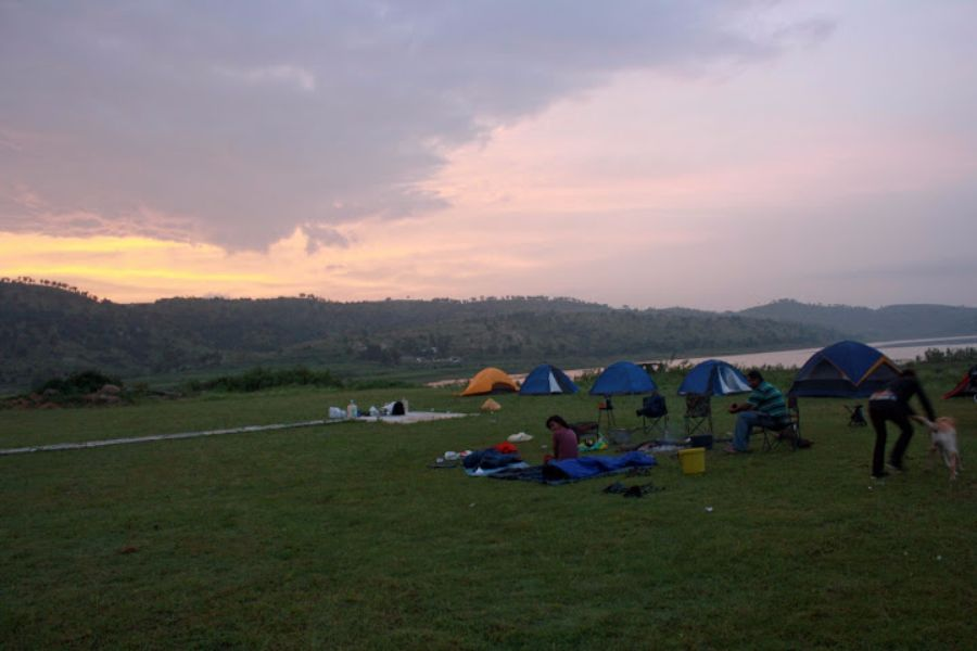 Camping Nandi Hills By Adventure Nest Weekend Thrill