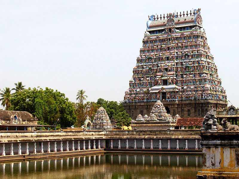 Places to visit in Chidambaram