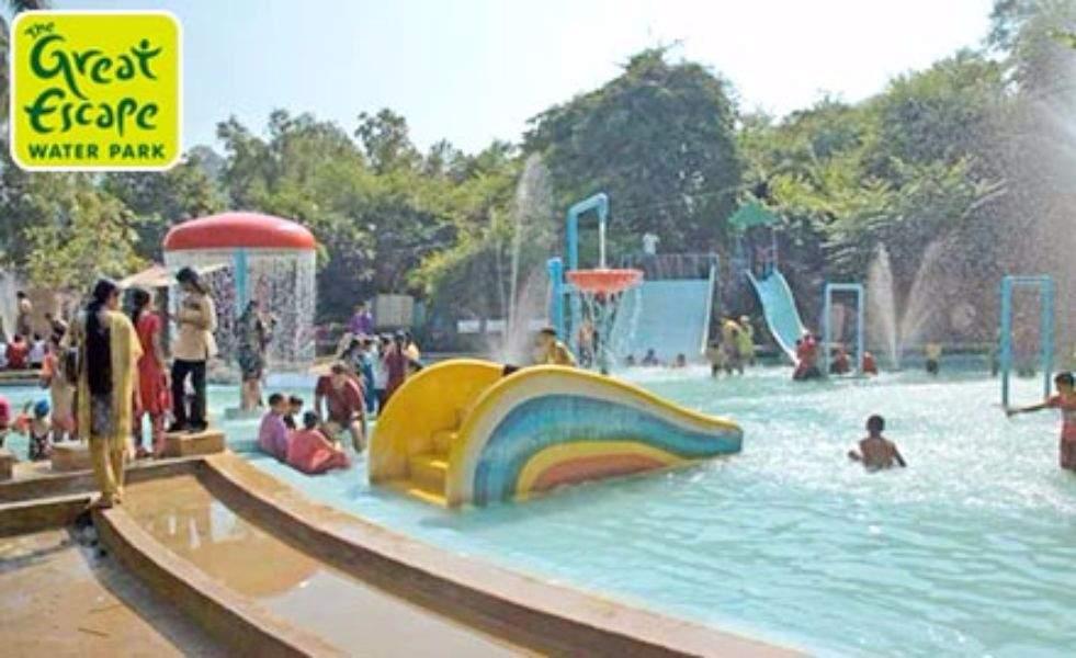 Escape Water Amp Adventure Park Weekend Thrill