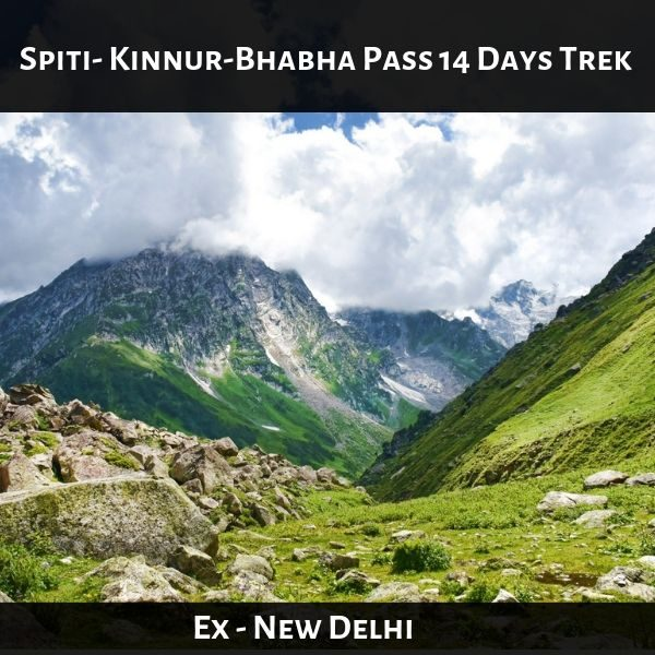 Spiti- Kinnur-Bhabha Pass