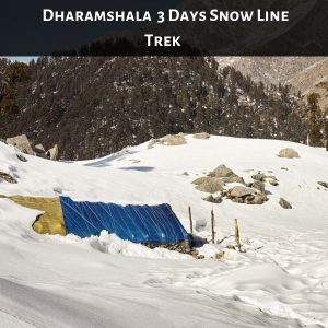 Dharamshala Snow Line Trek