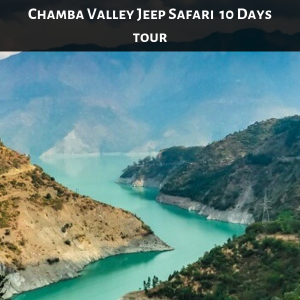 Chamba Valley Jeep Safari