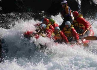 Book Rishikesh Adventure package with Rafting, Camping & Bungee
