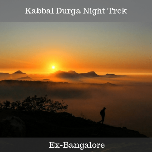 kabbal durga night trek