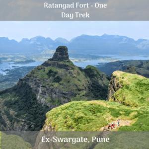 Ratangad Fort - One Day Trek