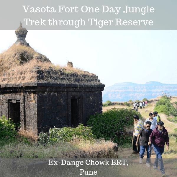 Vasota Fort One Day Jungle Trek through Tiger Reserve