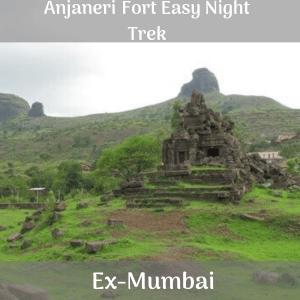 anjaneri fort easy night trek