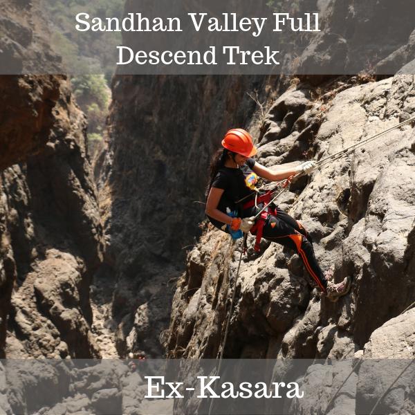 Sandhan Valley full descend trek