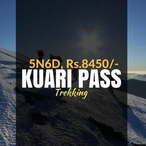 Trek_Kuari Pass_Weekendthrill
