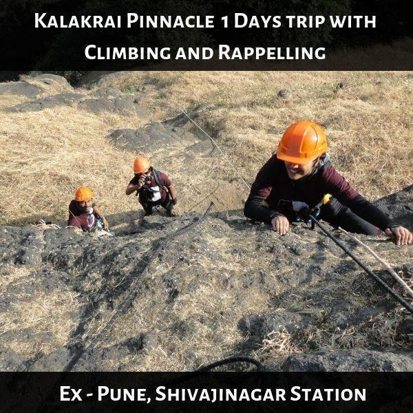 Kalakrai Pinnacle Climbing and Rappelling