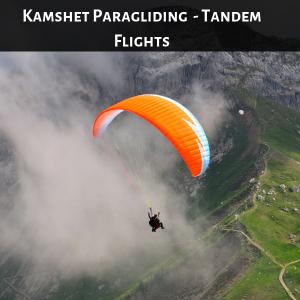 Kamshet Paragliding - Tandem Flights