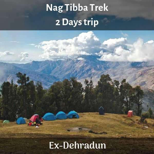 Nag Tibba Trek