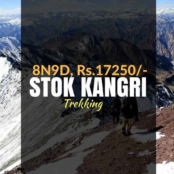 Trek_Stok kangri_Weekendthrill