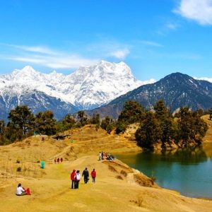 deoriatal-chopta trek weekend thrill