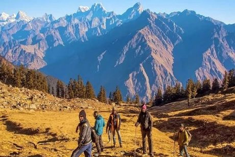 kuari Pass Trek weekend thrill