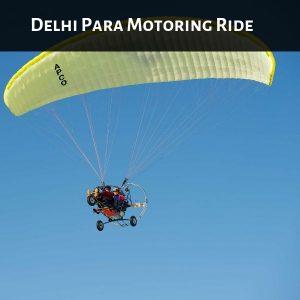 Delhi Para Motoring Ride