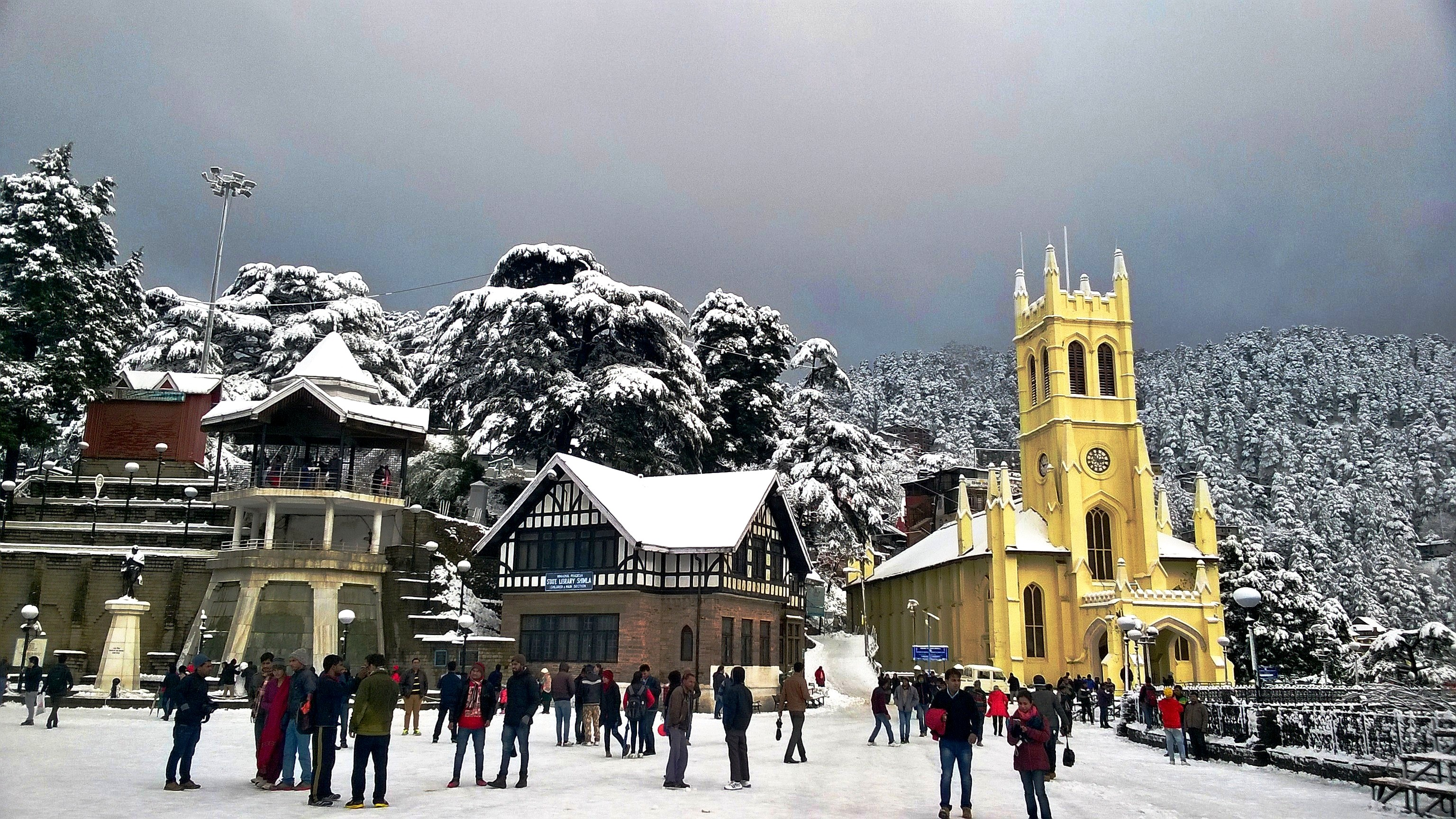 New Year Trip to Shimla