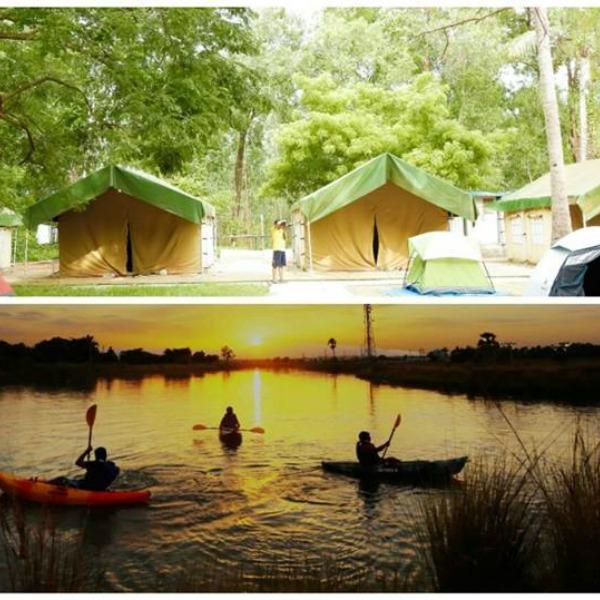 Campstay at Tada