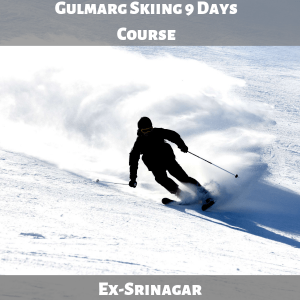 Gulmarg Skiing 9 Days Course