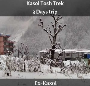 trip to kasol