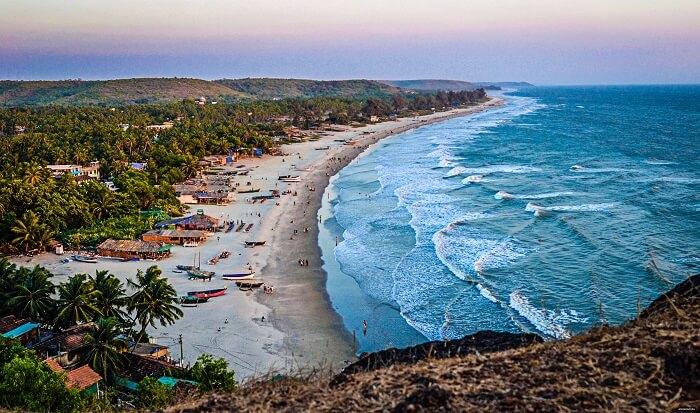 Goa Trip for Long Weekend