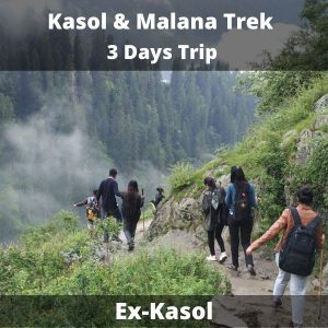 kasol trip